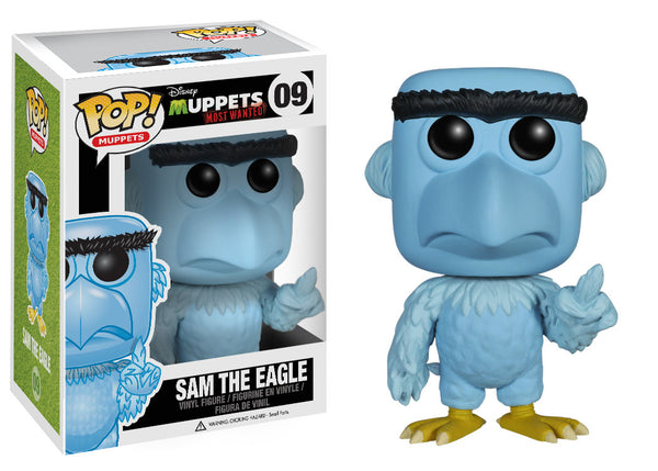 Pop! Disney: The Muppets - Sam the Eagle