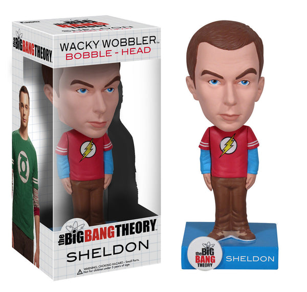 Wacky Wobbler: The Big Bang Theory - Sheldon