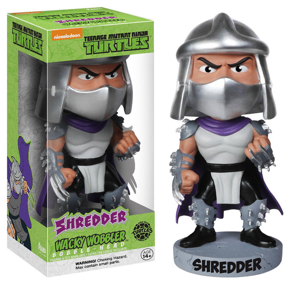 Funko Wacky Wobbler: Teenage Mutant Ninja Turtles - Shredder