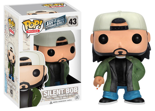 Funko Pop! Movies: Jay and Silent Bob Strike Back - Silent Bob