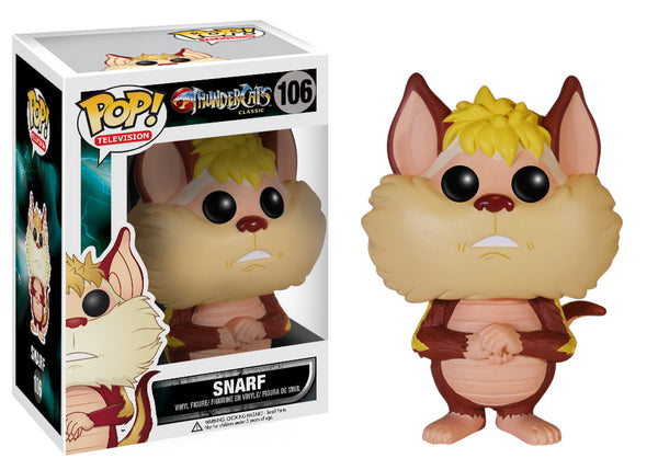 Funko POP! TV: Thundercats - Snarf