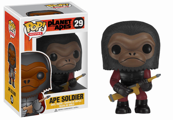 Funko Pop! Movies: Planet of the Apes - Ape Soldier
