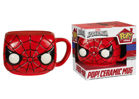 Pop! Home: Spider-Man Pop! Ceramic Mug