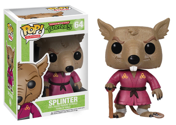 Funko POP! TV: Teenage Mutant Ninja Turtles - Splinter