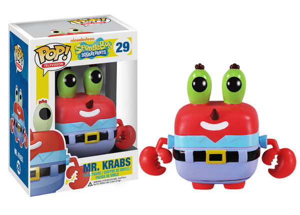 Pop! TV: Mr. Krabs