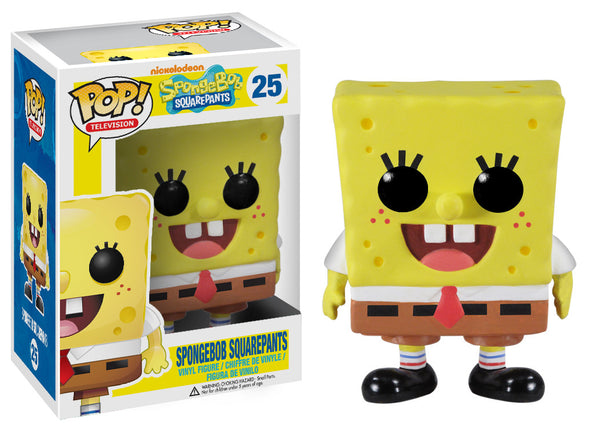 Funko Pop! TV: SpongeBob Squarepants - SpongeBob