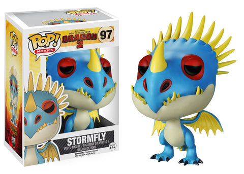 Funko Pop! Movies: How to Train Your Dragon - Stormfly