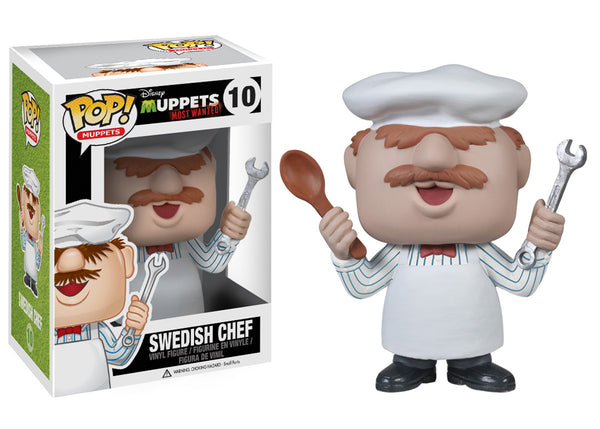 Pop! Disney: The Muppets - Swedish Chef