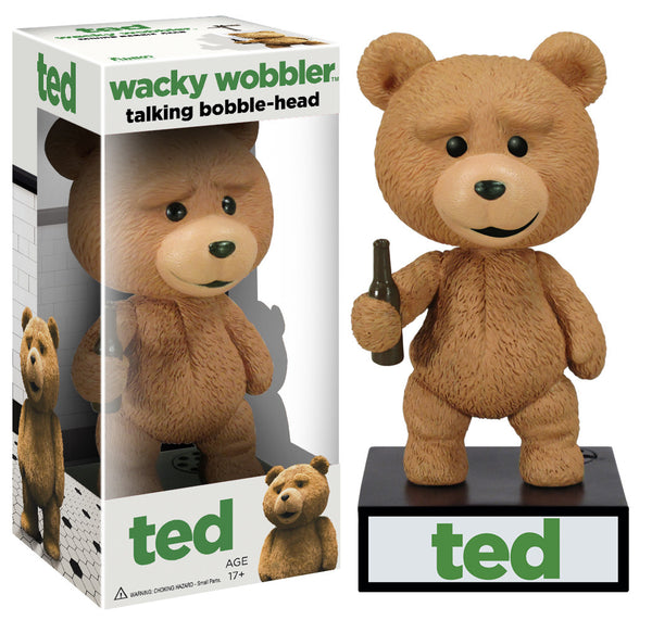 Ted Talking Wacky Wobbler