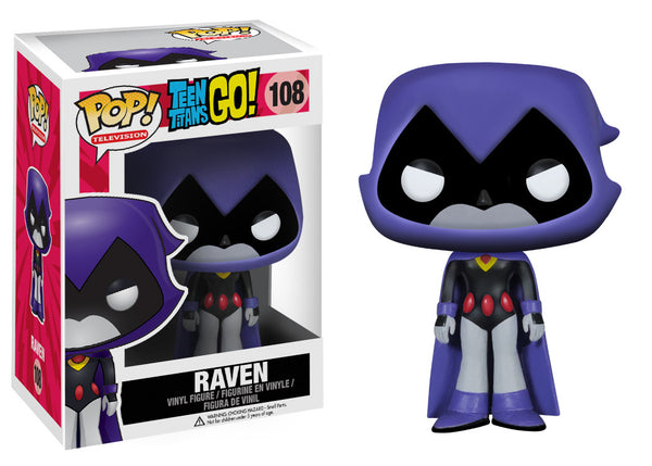 Funko POP! TV: Teen Titans Go! - Raven
