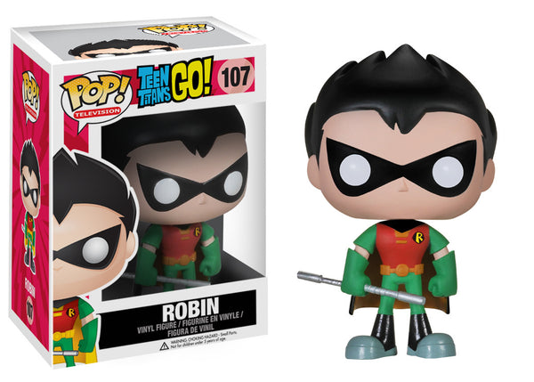 Funko POP! TV: Teen Titans Go! - Robin