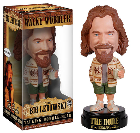 The Dude Talking Wacky Wobbler