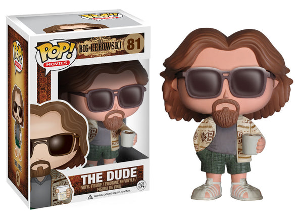 Funko Pop! Movies: The Big Lebowski - The Dude