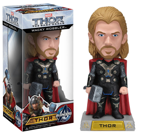 Wacky Wobbler: Thor: The Dark World MOVIE 2 - Thor