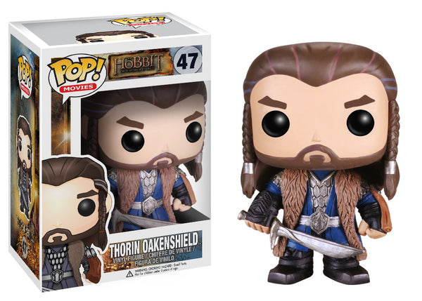 Funko Pop! Movies: Hobbit 2 - Thorin Oakenshield