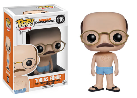 Funko POP TV : Arrested Development - Tobias Funke