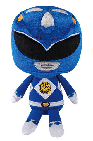 Hero Plushies: Power Rangers - Blue Ranger