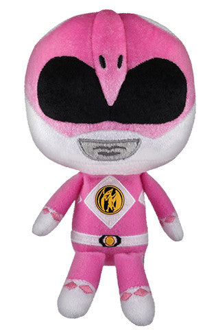 Hero Plushies: Power Rangers - Pink Ranger