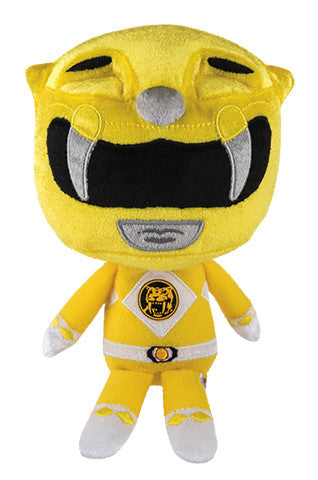 Hero Plushies: Power Rangers - Yellow Ranger
