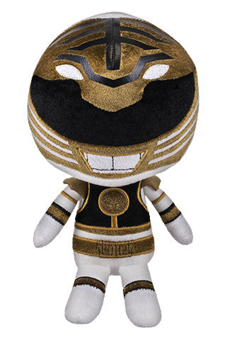 Hero Plushies: Power Rangers - White Ranger