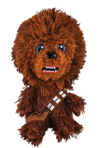 Galactic Plushies: Star Wars - Chewbacca