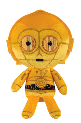 Galactic Plushies: Star Wars - C3PO