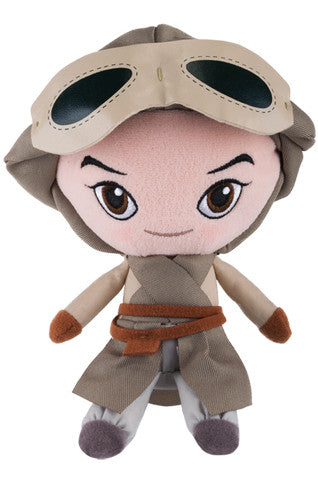 Galactic Plushies: Star Wars - Rey