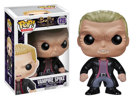 Pop! TV: Buffy The Vampire Slayer - Spike (Vampire face)