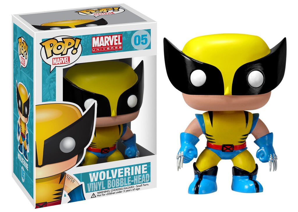 Pop Marvel Wolverine Funko