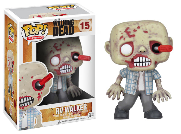 POP! TV: The Walking Dead - RV Walker Zombie