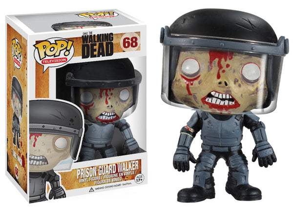 Pop! TV: The Walking Dead - Prison Yard Zombie
