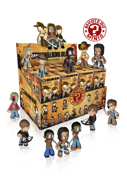 Mystery Minis Blind Box: The Walking Dead Series 2
