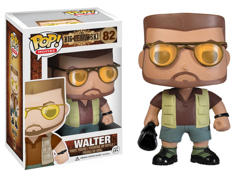 Funko Pop! Movies: The Big Lebowski - Walter