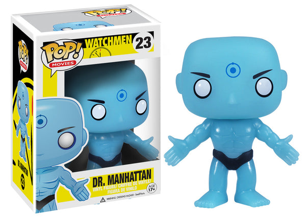 Pop! Movies: Watchmen - Dr. Manhattan