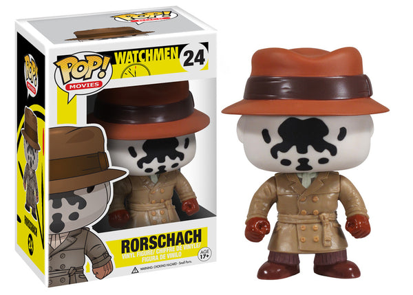 Pop! Movies: Watchmen - Rorschach