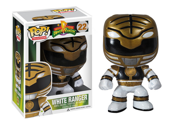 Pop! TV: Power Rangers White