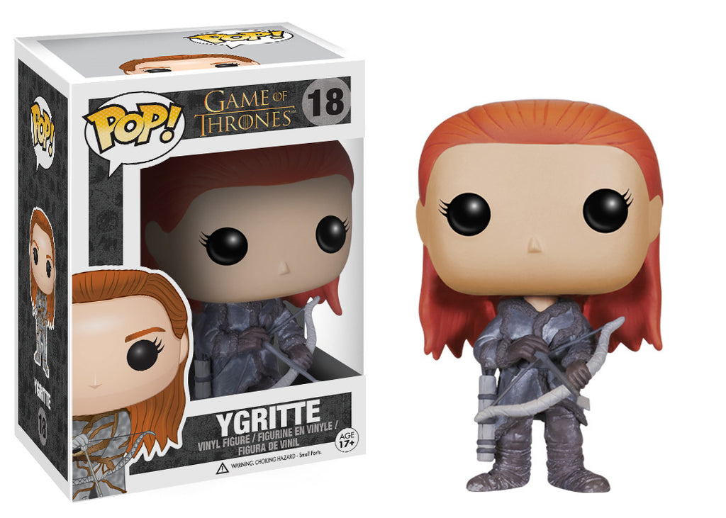 Pop Tv Game Of Thrones Ygritte Funko
