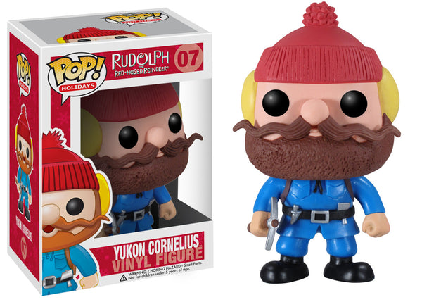 Pop! Movies: Rudolph the Red-Nosed Reindeer - Yukon Cornelius