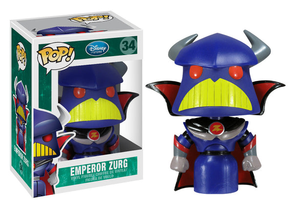 Pop! Disney Series 3: Zurg