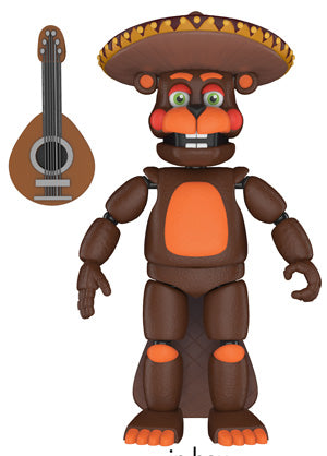 Action Figure Freddy Fazbears Pizzeria Simulator El Chip