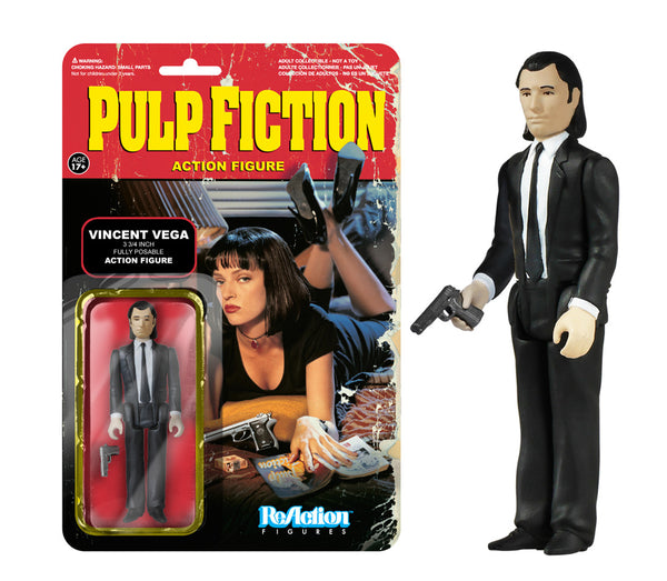 ReAction: Pulp Fiction – Vincent Vega