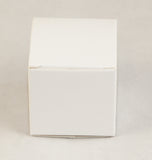 White 5cm Cube Gift Box - Wedding Anniversary Christening Favor