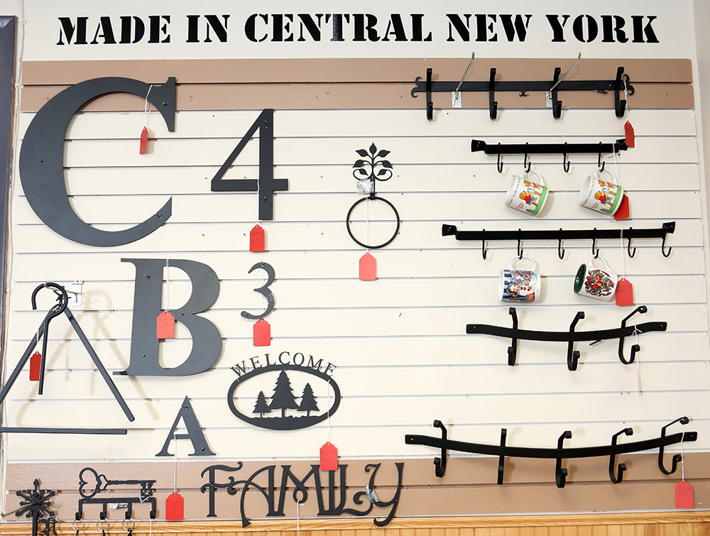 Central New York Sign in Hearth and Home Shop