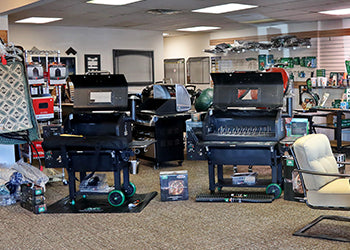 Grills from Hearth and Home Syracuse NY