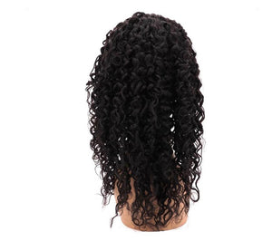 Italian Curl Lace Front Wig