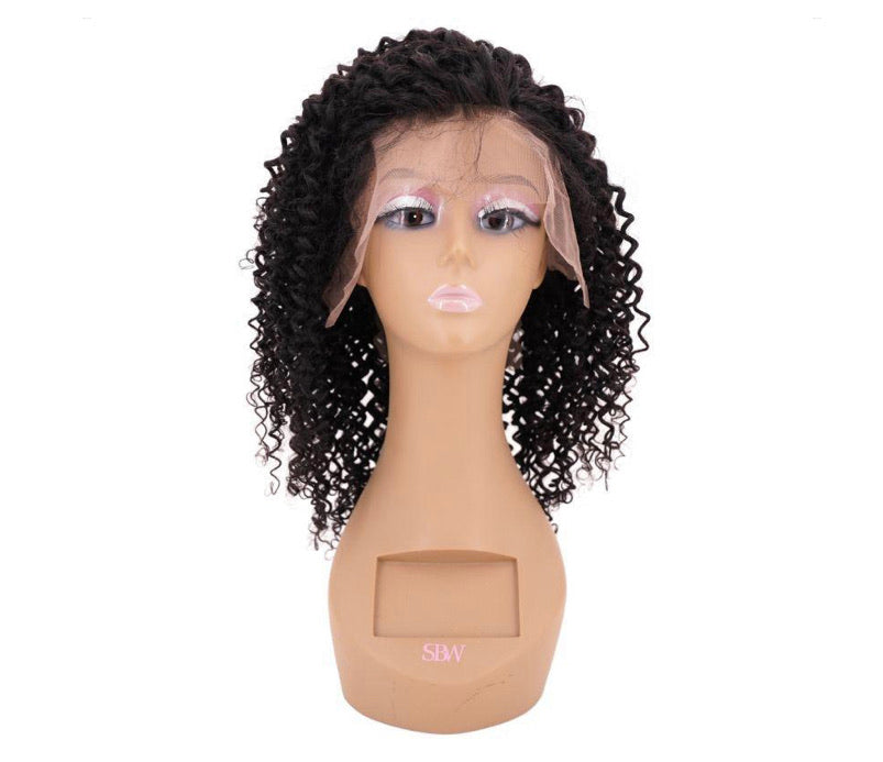 Tight Curl Lace Front Wig