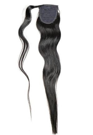 Natural Black Ponytail Extensions