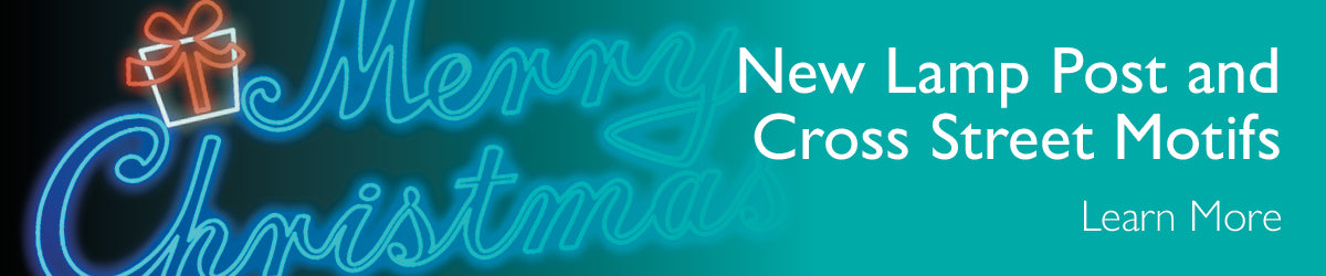 New Commercial Christmas Motifs