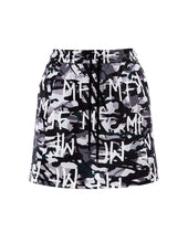 Load image into Gallery viewer, MARK FAST Women MF Camouflage Pattern Mini Skirt
