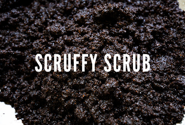 Introducing...Scruffy Scrub